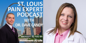 St. Louis Pain Expert Podcast - New Innovations In Chronic Knee Pain & Knee Arthritis with Dr. Andrea Davis