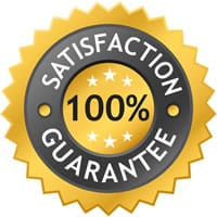 Our 100% Satisfaction Guarantee