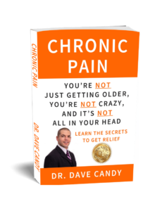 Chronic Pain Book By Dr. Dave Candy #1 Best Seller on Amazon