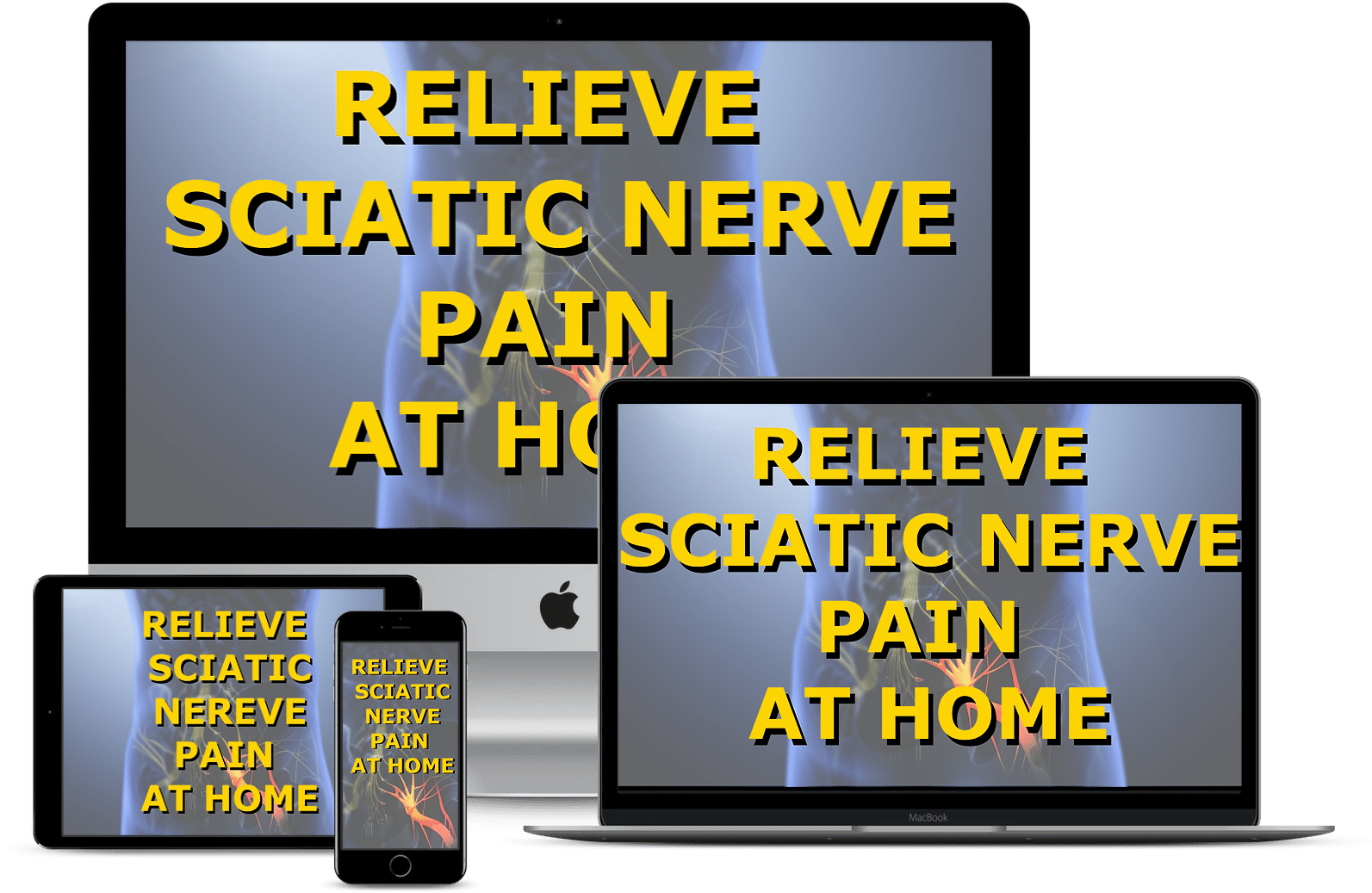How To Relieve Sciatic Nerve Pain At Home