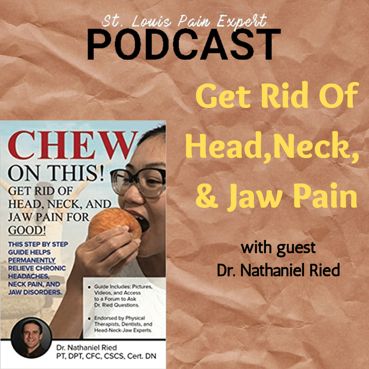 Relieve TMJ Pain - Get Rid Of Head, Neck, and Jaw Pain