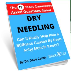 Dry Needling FAQ, St. Louis MO, More 4 Life