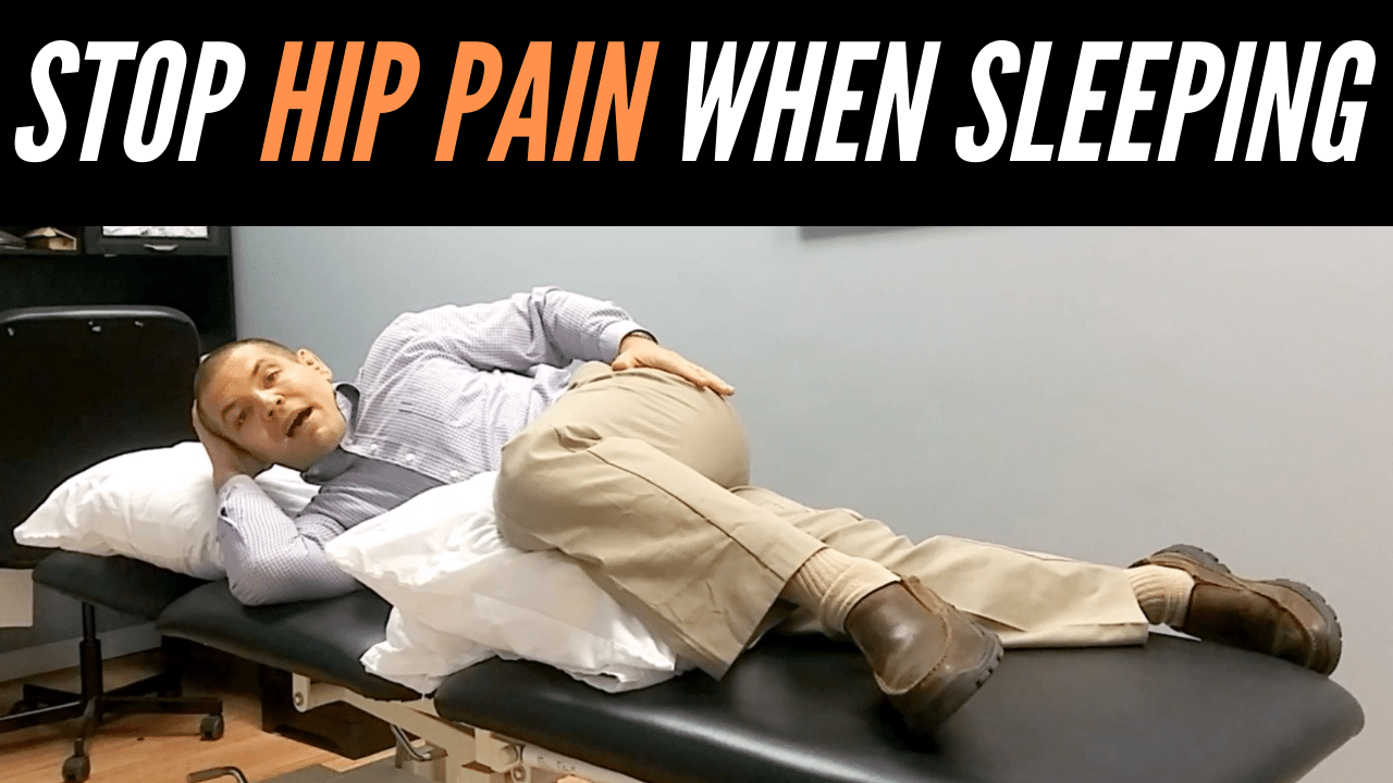 Hip Pain When Laying On Side At Night