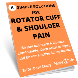 6 Simple Solutions For Rotator Cuff & Shoulder Pain